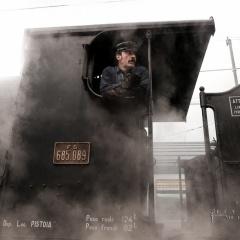 Come i treni a Vapore