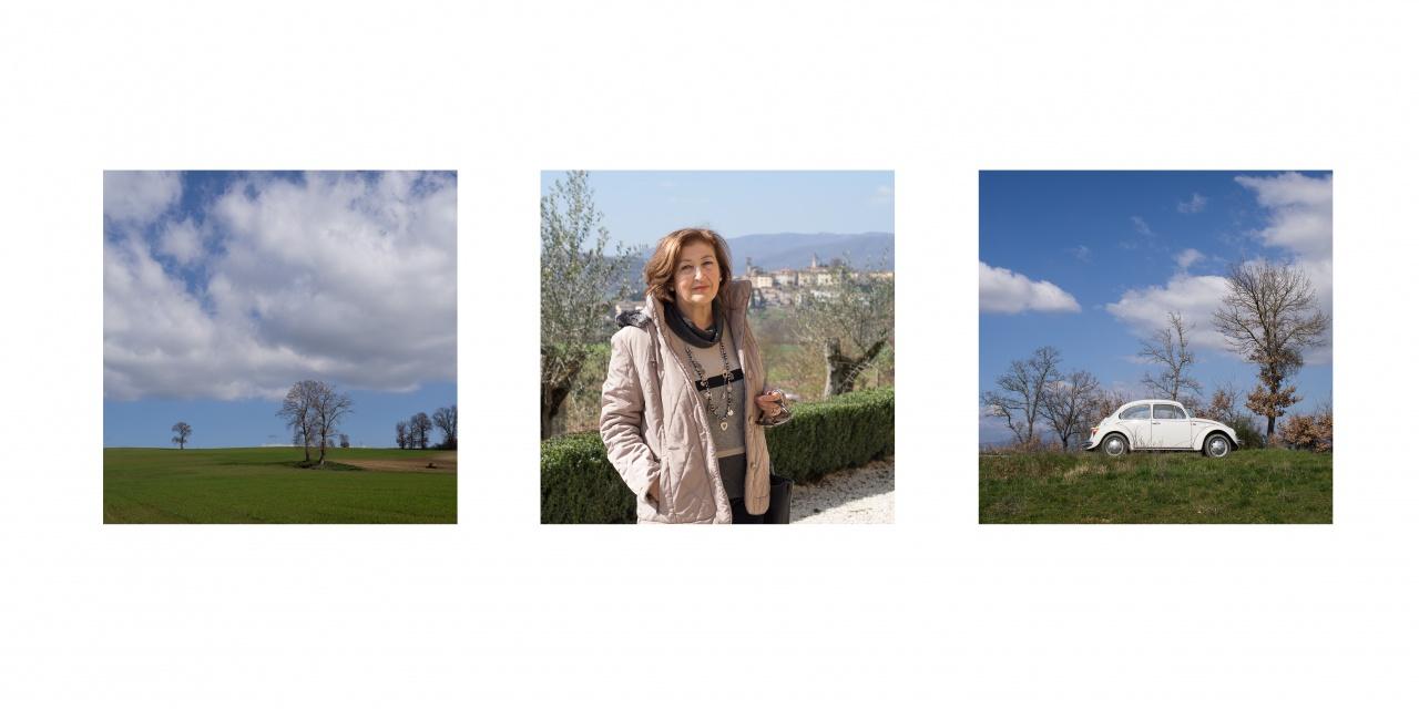 Lina Guadagni, custode del paesaggio e della cultura di Monterchi