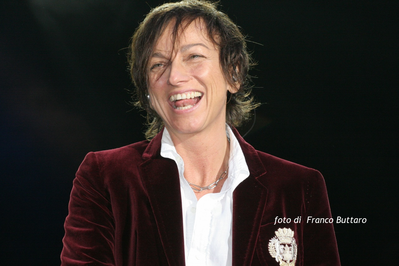 Gianna Nannini - Reportages - Franco Buttaro