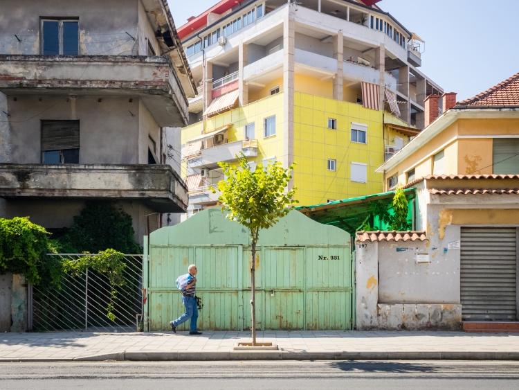 Tirana, Albania - 2014
