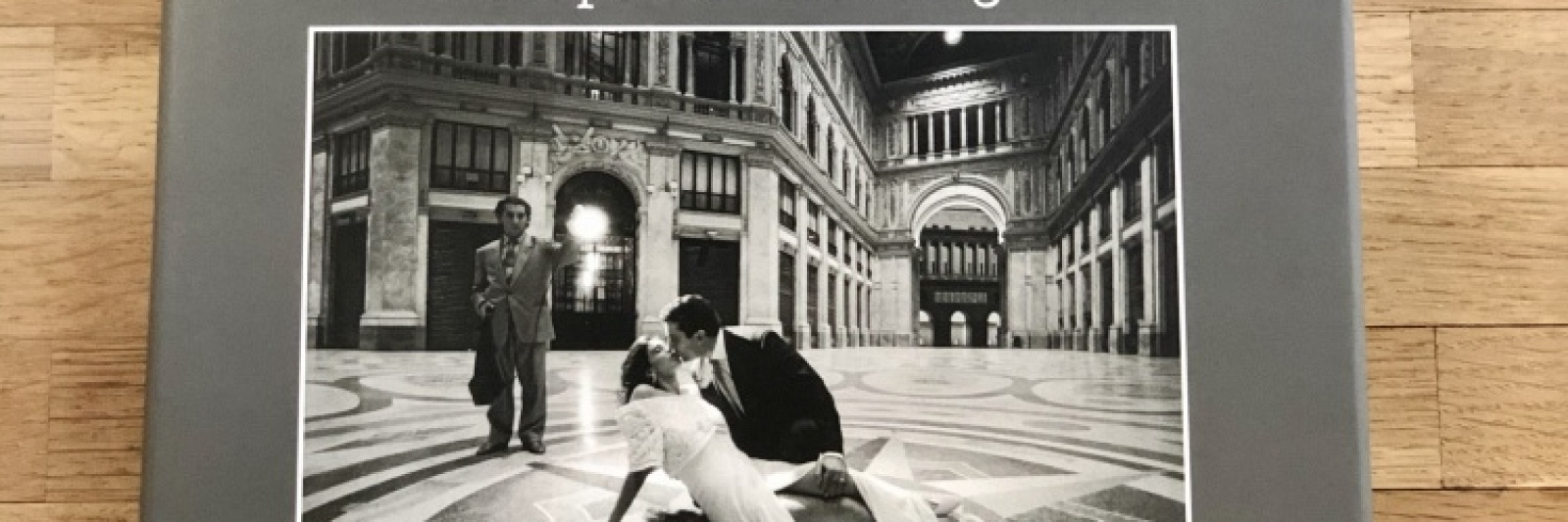 B come Book- Neapolitan wedding di Francesco Cito