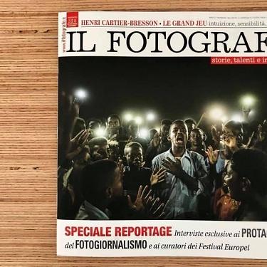 Il Fotografo- Speciale Reportage