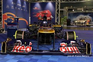 Motor Show 2012 - Red Bull Speed day
