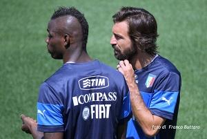 Calcio - Italia 2014 - Ritiro pre-mondiale