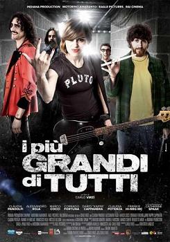 Claudia Pandolfi - I più grandi di tutti  (presentazione film)