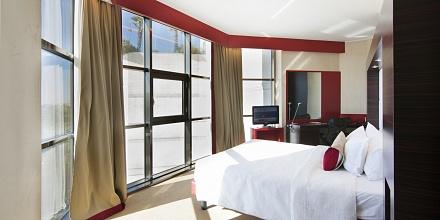 Hotel Hilton rooms
