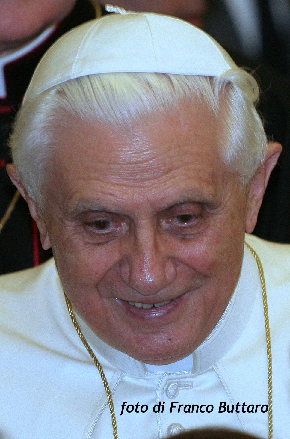 Papa Benedetto XVI - Joseph Ratzinger