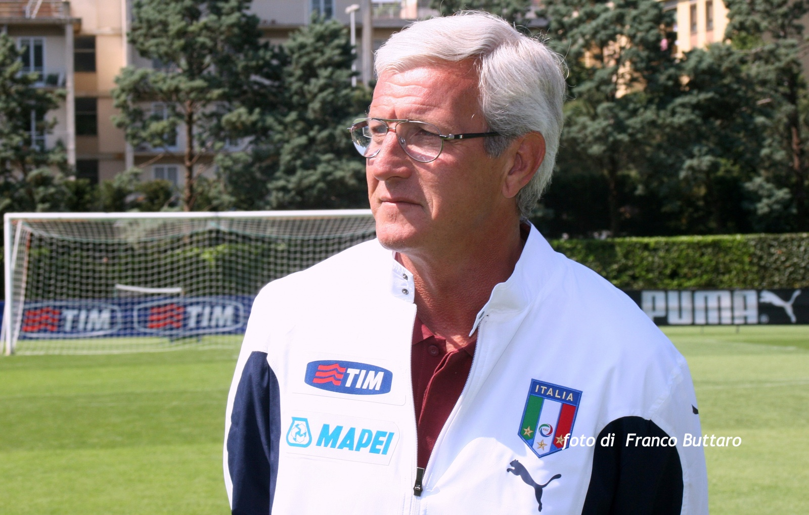 Italia - Mondiali 2006 - le foto ufficiali