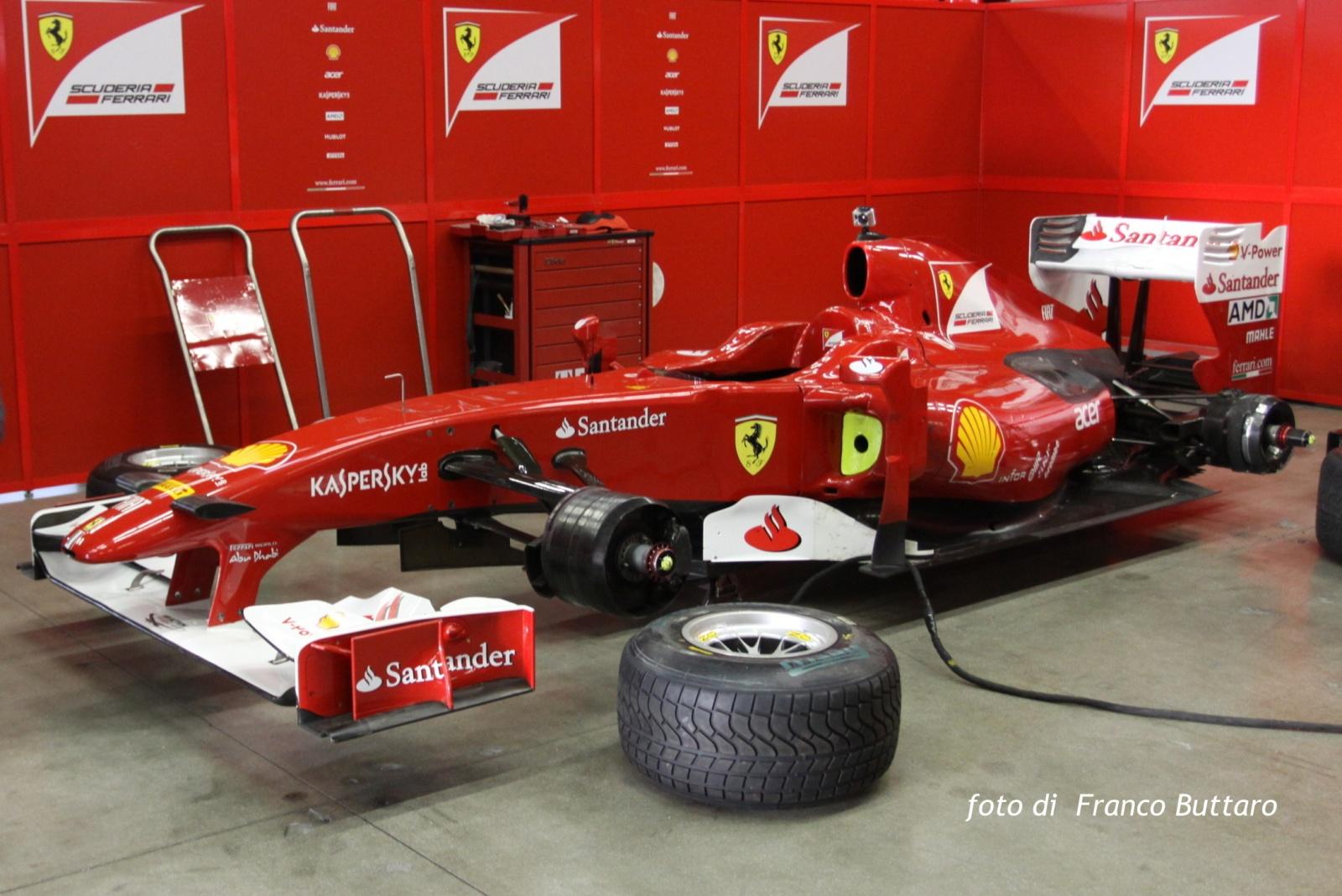 Motor Show 2012 - Ferrari day - Bologna, 7 dicembre 2012