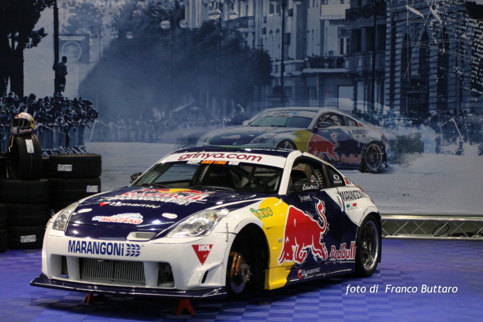 Motor Show 2012 - Red Bull Speed day - Bologna, 8 dicembre 2012