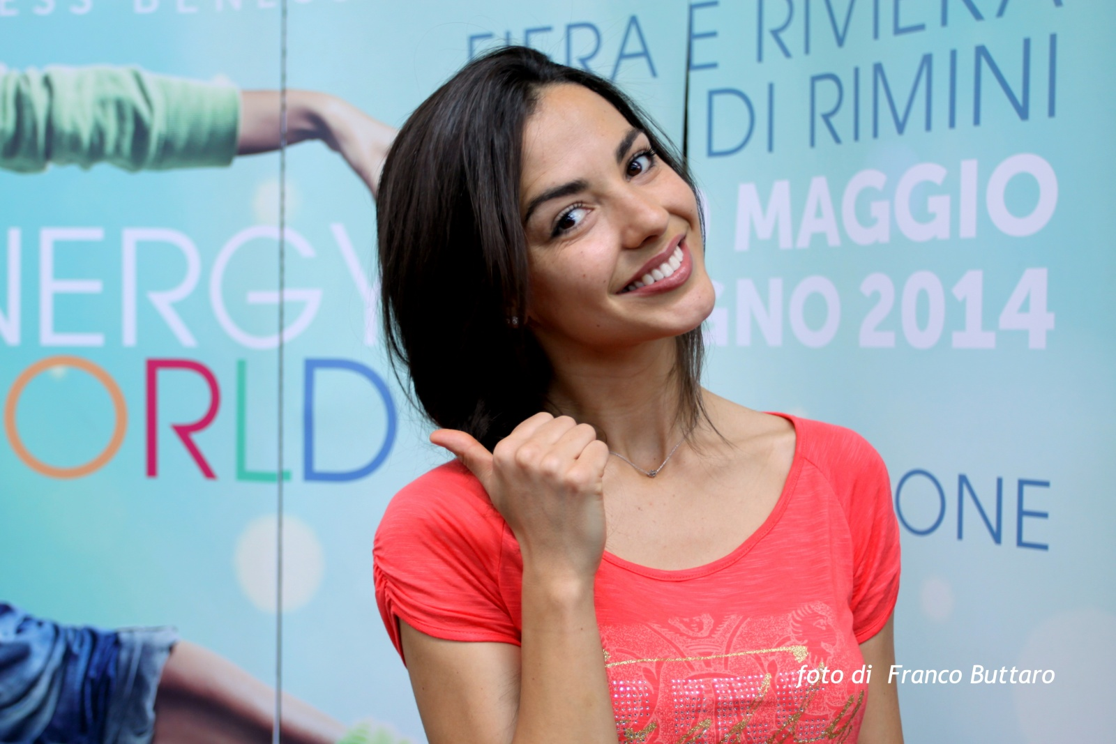 Rimini Wellness 2014 - Laura Barriales