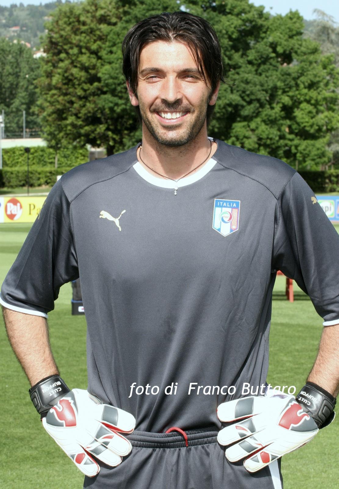 Italia - Europei 2008 - le foto ufficiali