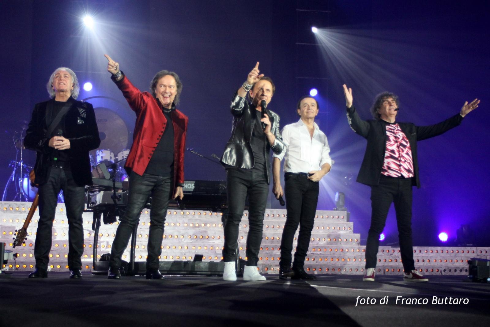 Pooh - Pooh - ultimo concerto - 30 dicembre 2016
