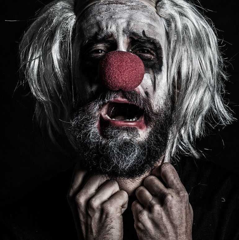 Cry Clown