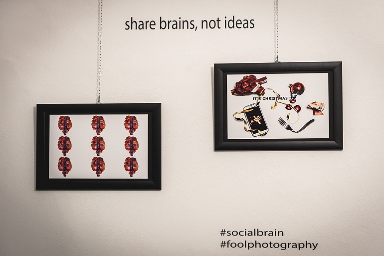 #socialbrain LA MOSTRA